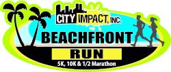 City Impact's 10th Annual Beachfront Run 1/2 Marathon, 10K, 5K & Kids Fun Run