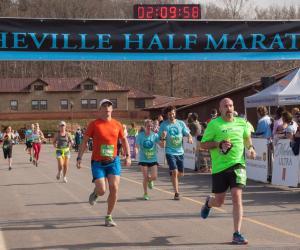 Asheville Marathon & Half