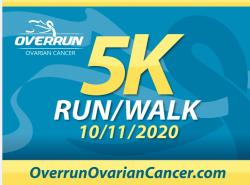 The Overrun Ovarian Cancer 5k Run Walk And 1 Mile Teal Trail Walk Overland Park Oct 11 2020